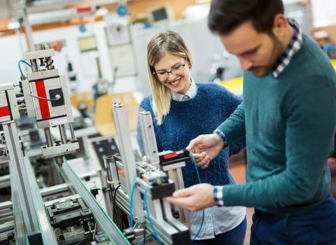 Spitzer Engineering Forschung und Entwicklung